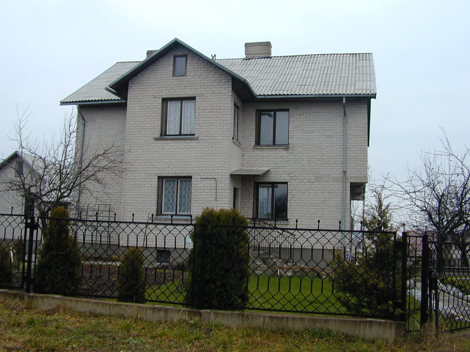 Typical Houses In Your Country Europe