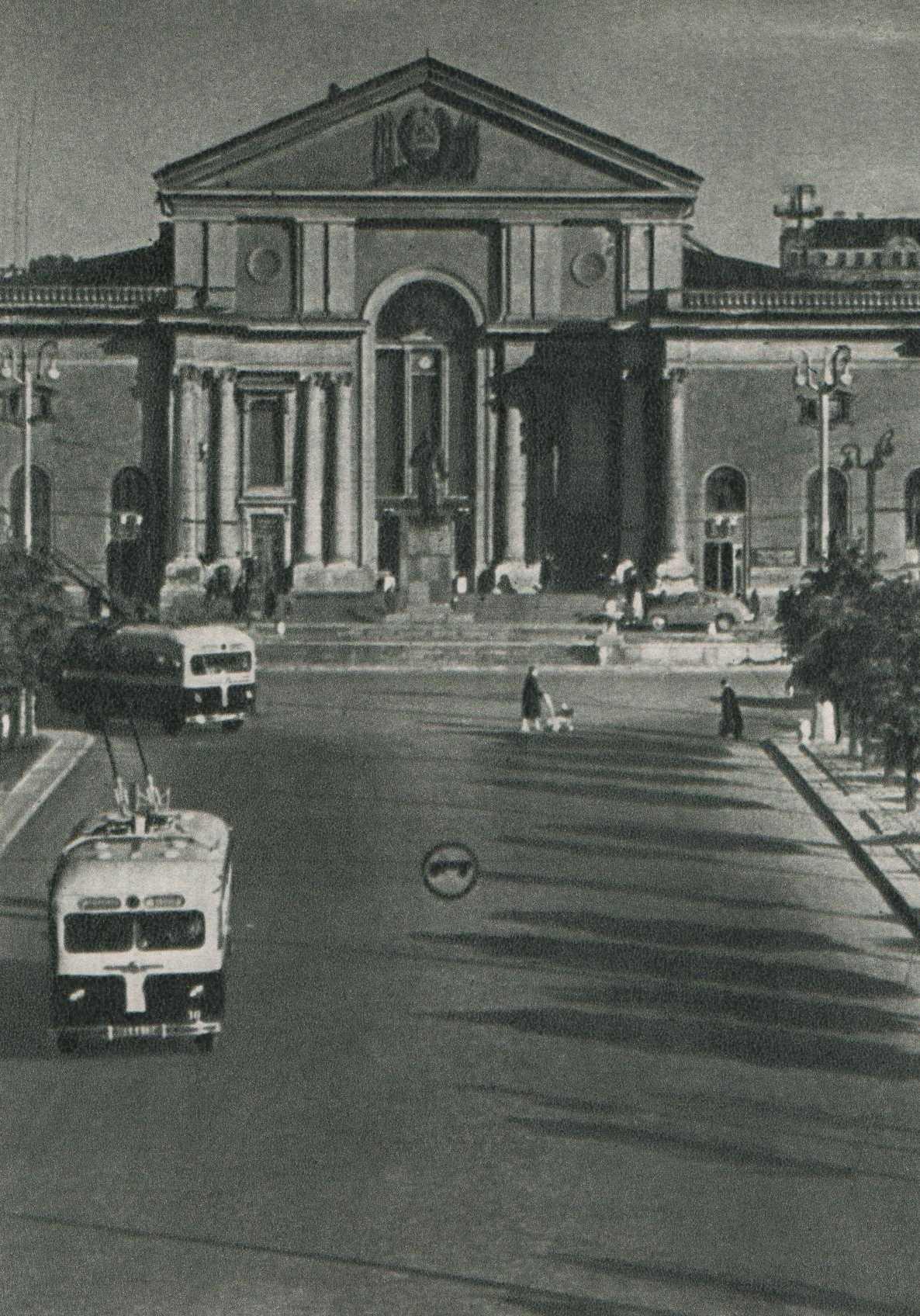 Vilnius, Stoties g., sena nuotrauka