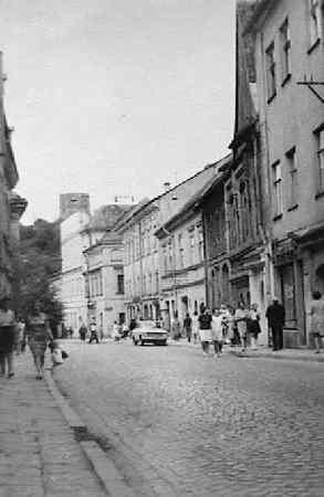 Vilnius, Pilies g. 10, sena nuotrauka
