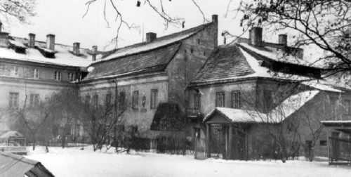 Vilnius, Pilies g. 22, sena nuotrauka