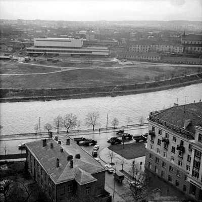 Vilnius, Šnipiškių g. 3, sena nuotrauka