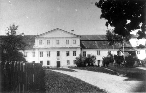 Vilnius, Pylimo g. 7, sena nuotrauka