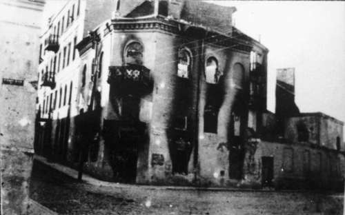 Vilnius, Maironio g. 17, sena nuotrauka