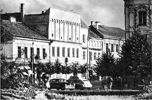 Vilnius, Pilies g. 2, sena nuotrauka