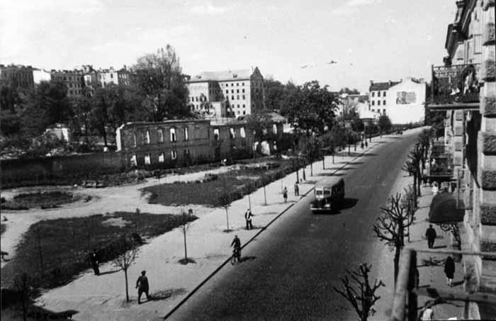 Vilnius, Pylimo g. 18, sena nuotrauka