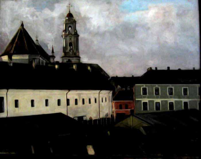 Vilnius, Rūdninkų g. 20, sena nuotrauka