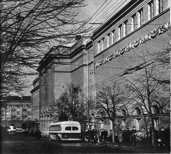 Vilnius, Vilniaus g. 13, sena nuotrauka