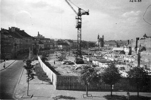 Vilnius, Vilniaus g. 30, sena nuotrauka