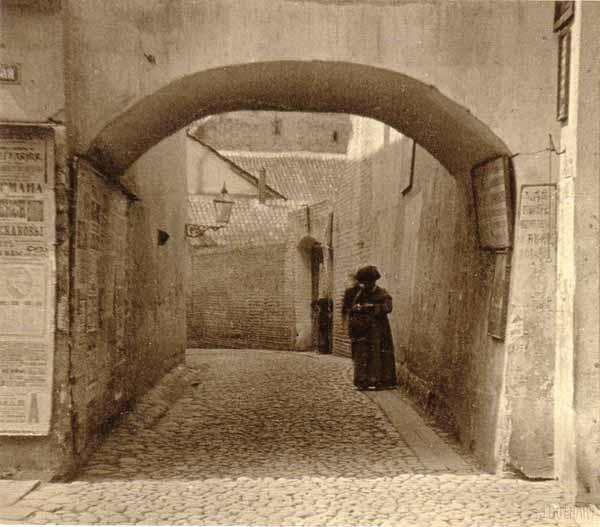 Vilnius, Skapo g. 9, sena nuotrauka