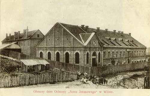 Vilnius, Gerosios Vilties g. 19, sena nuotrauka