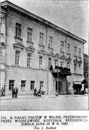 Vilnius, Didžioji g. 7, sena nuotrauka