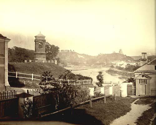 Vilnius, Arsenalo g., sena nuotrauka
