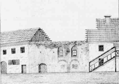Vilnius, Didžioji g. 2, sena nuotrauka