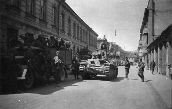 Vilnius, Pylimo g. 39, sena nuotrauka