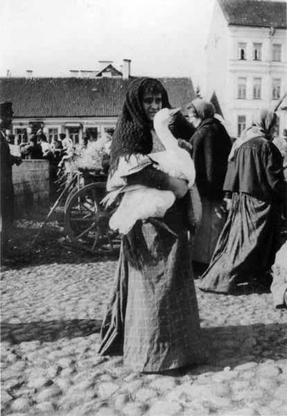 Vilnius, Pylimo g. 57, sena nuotrauka