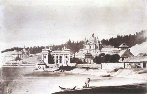 Vilnius, Antakalnio g. 1, sena nuotrauka