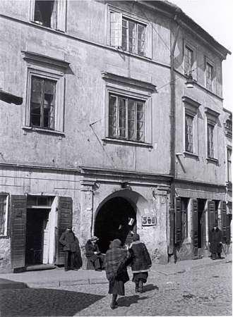 Vilnius, Ašmenos g. 10, sena nuotrauka