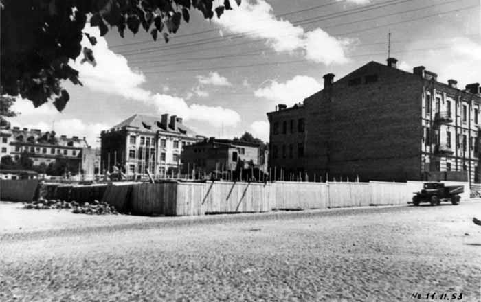 Vilnius, Suvalkų g. 7, sena nuotrauka