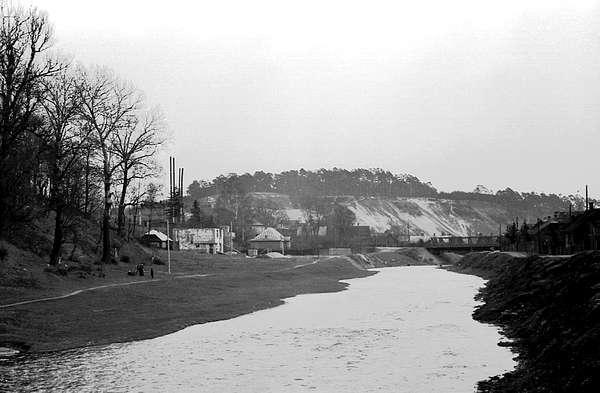 Vilnius, Zarasų g. 17, sena nuotrauka