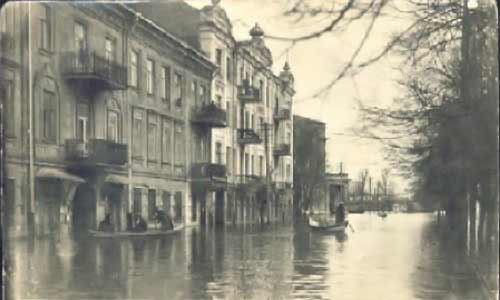 Vilnius, T. Vrublevskio g. 6, sena nuotrauka