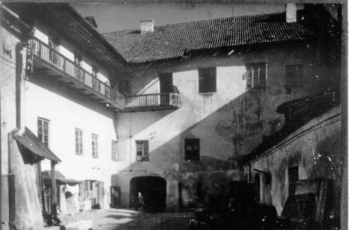 Vilnius, Vokiečių g. 24, sena nuotrauka