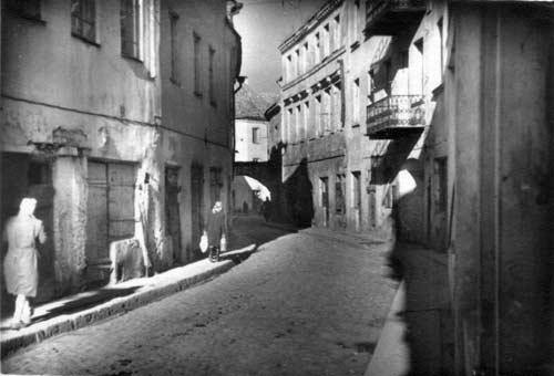 Vilnius, Stiklių g. 6, sena nuotrauka