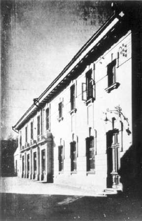 Vilnius, Gedimino pr. 4, sena nuotrauka