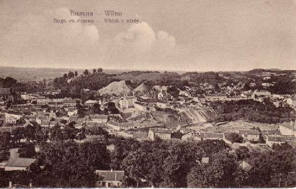 Vilnius, Maironio g. 8, sena nuotrauka