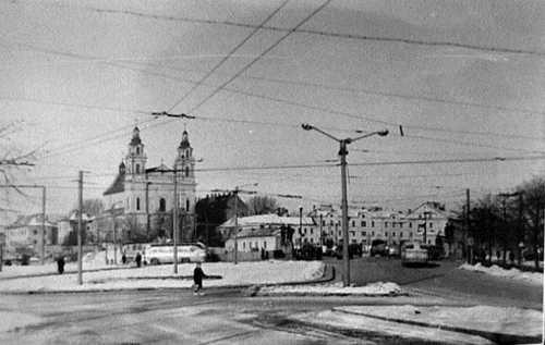 Vilnius, Kalvarijų g., sena nuotrauka