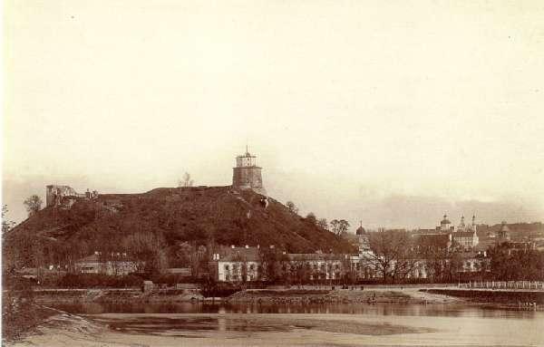 Vilnius, Arsenalo g. 1, sena nuotrauka