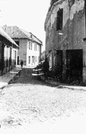 Vilnius, Mėsinių g. 5, sena nuotrauka