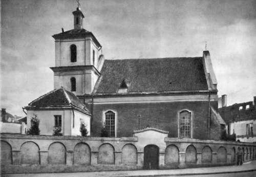 Vilnius, Šv. Mikalojaus g. 4, sena nuotrauka