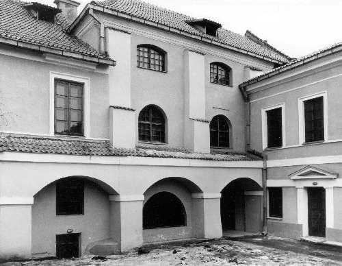 Vilnius, Universiteto g. 4, sena nuotrauka