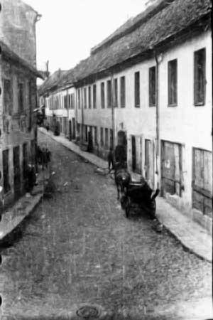Vilnius, Rūdninkų g., sena nuotrauka