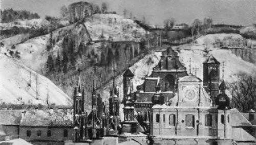 Vilnius, A. Volano g. 2, sena nuotrauka