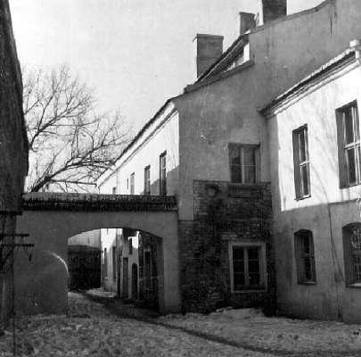 Vilnius, Arklių g. 16, sena nuotrauka