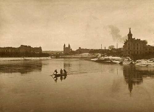 Vilnius, Kalvarijų g. 1, sena nuotrauka