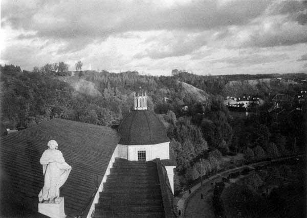 Vilnius, Barboros Radvilaitės g. 7, sena nuotrauka