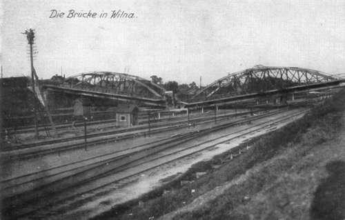 Vilnius, Dariaus ir Girėno g., sena nuotrauka