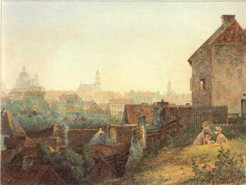 Vilnius, Didžioji g. 12, sena nuotrauka