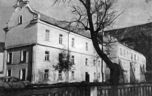 Vilnius, Maironio g. 6, sena nuotrauka