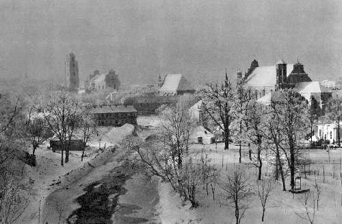Vilnius, Maironio g. 10, sena nuotrauka