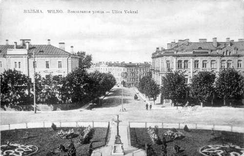 Vilnius, Sodų g. 17, sena nuotrauka