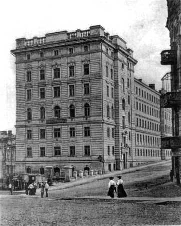Vilnius, Mindaugo g. 12, sena nuotrauka