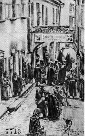Vilnius, M. Antokolskio g. 16, sena nuotrauka