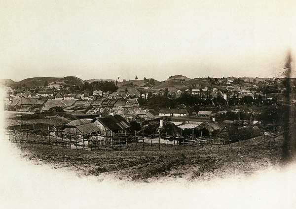Vilnius, Žvirgždyno g., sena nuotrauka