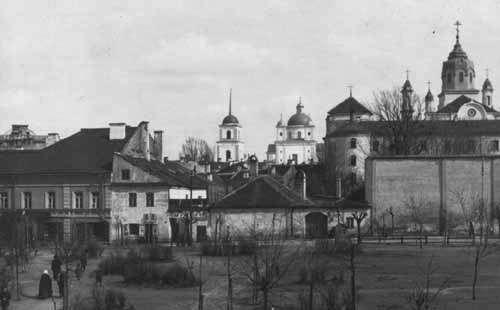 Vilnius, Arklių g. 14, sena nuotrauka
