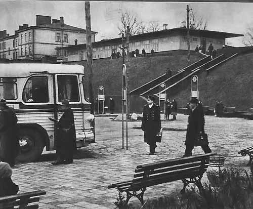 Vilnius, Sodų g. 27, sena nuotrauka