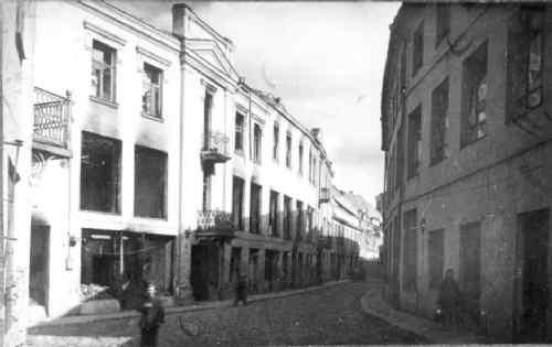 Vilnius, Rūdninkų g. 8, sena nuotrauka