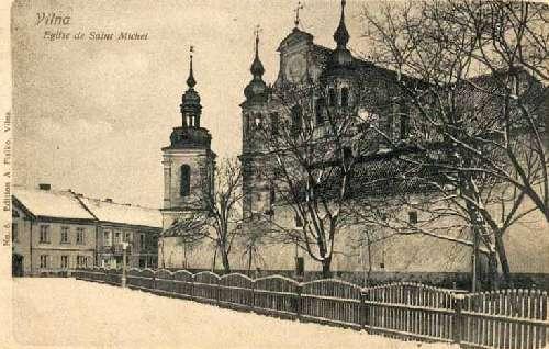 Vilnius, Maironio g. 9, sena nuotrauka